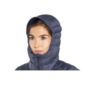 Rab Microlight Alpine Long Jacket Women Steel/Passata
